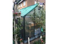 Polycarbonate Green house and bits