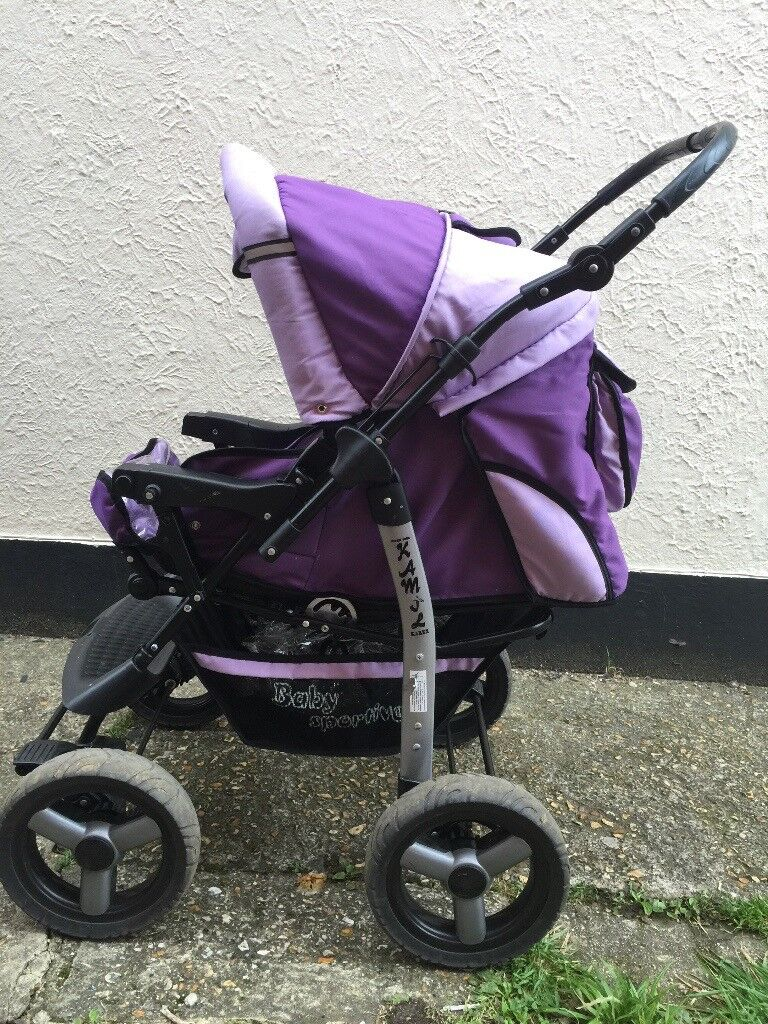 Baby sportive 3 in 1 two face quick sale £30