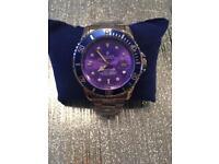 Men's submariner luxury fashion watch