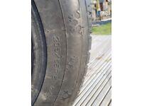 Winter snow tyres 205 65 15