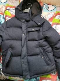 Burtons puffa jacket