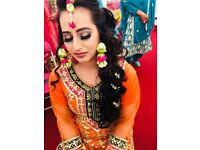 Party Makeup | Hair & Bridal Makeup | Asian Makeup Artist in East London