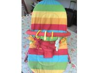 Baby bouncer bouncing chair