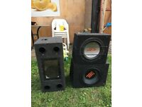 Sub woofers boxes for sale