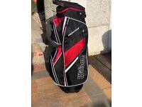 Wilson pro staff cart golf bag new