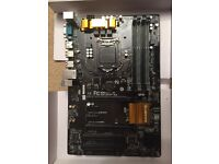 Gigabyte GA-Z97P-D3 Intel socket 1150 motherboard gaming atx