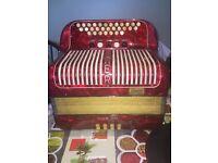Hohner accordian