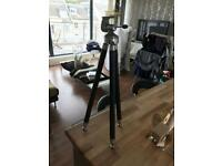 Beautiful vintage camera tripod by ising