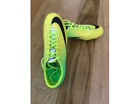 Nike football boots UK8 NEW