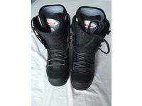 Thirty Two snowboard boots, size 10.5