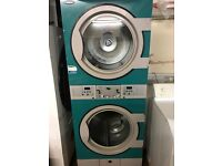 ELECTROLUX DOUBLE STACK T4300s GAS HEAT DRYER