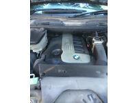 bmw x5 engine 2002 - 2008