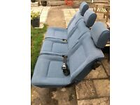 Vw t4 1992 Caravelle rear bench seat.