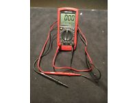 Snap on quality sealy TA200 high spec multimeter