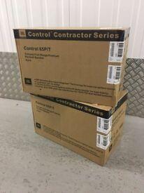JBL Control 65 P/T Pendant spesker (pair) Black