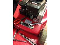 Lawnmower and other small engine Service and repair.