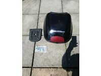 Scooter/m/cycle top box for sale.