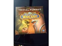 World of warcraft trivial pursuit Brand new sealed