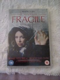 Fragile DVD