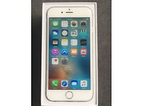 iPhone 6 excellent condition 16gb silver with original box