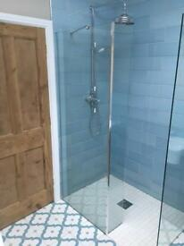 Premium EasyClean Wetroom Panel 800