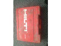 Hilti dx450 semi automatic nail gun
