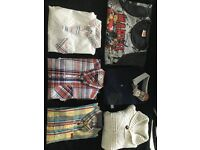 Boys clothes bundle age 8-9