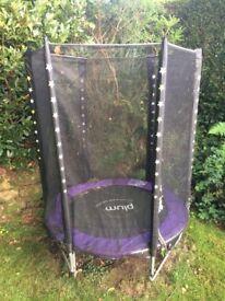 kids safety trampoline