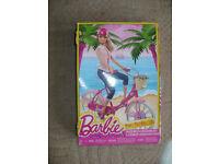 Barbie On The Go - Bike. Brand new in box. Christmas..