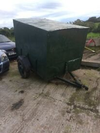 BOX TRAILER FOR SALE - IDEAL FOR CAR BOOT SALES