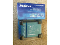 SAMSON Monitor/Mixer Headphone Amplifier