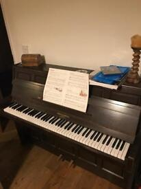 Barrett & Robinson upright piano