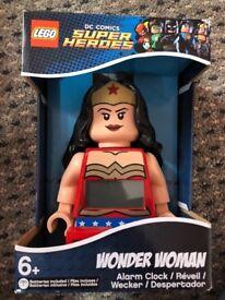 Wonder Woman alarm clock