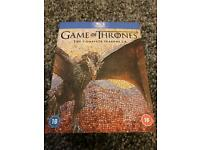 Game of Thrones GoT Blu-ray box set season 1-6