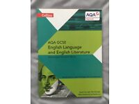 NEW AQA GCSE English Language and Literature Text Book