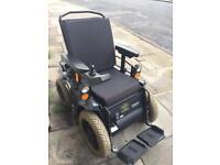 Electric Wheelchair All Terrain