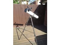 Jessops TA800-80 Reflector Telescope - used