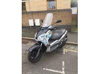 2007 YAMAHA XMAX 125cc (NOT WORKING) £550
