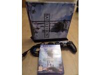 STAR WARS BATTLEFRONT PS4 CONSOLE & BATTLEFRONT GAME