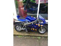 Pocket Motorbike 50cc *FAST*