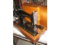 A115 Singer Sewing machine early 1900s. Great Condition