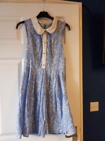 Size 8-10 dresses barely worn great condition