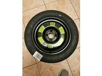 """space saver spare wheel 15"""" fit citreon c3"""