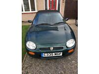 MGF Sports car for sale