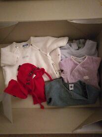 Newborn baby apparel