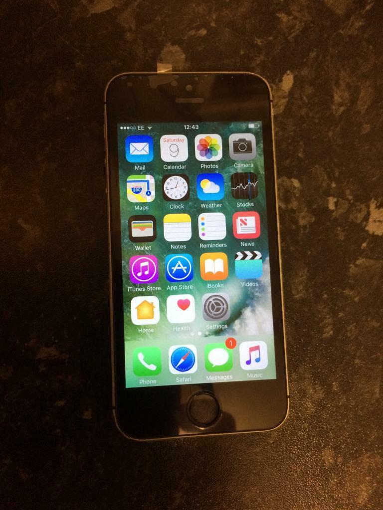 iphone 5s in portslade east sussex gumtree. Black Bedroom Furniture Sets. Home Design Ideas