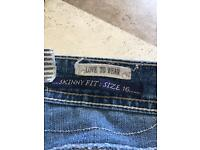 Selection of women's jeans size 16-18 all new or only briefly worn