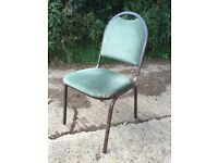 76 x Church Banqueting Conference Stacking Chairs