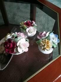 China flower displays