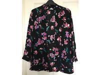 Ladies New Look kimono/jacket 10